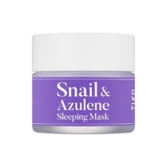 TIAM Snail & Azulene Sleeping Mask.80 мл.(Корея)