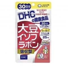 DHC Изофлавоны сои. (На 30 дней)