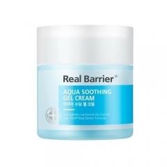 Real Barrier Aqua Soothing Gel Cream.50 мл.(Корея)