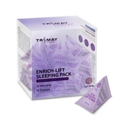TRIMAY Enrich-lift Sleeping Pack. 3гр-1 шт.(Корея)