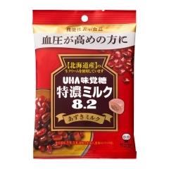 UHA TOKUNO MILK 8.2 Azuki Milk. 93 гр