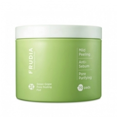 Frudia Green Grape Pore Peeling Pad.70 шт.(Корея)