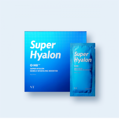 VT Cosmetics Super Hyalon Bubble Sparkling Booster.10 мл.(Корея)