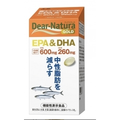 Dear-Natura Gold EPA&DHA.180 таблеток (на 30 дней)
