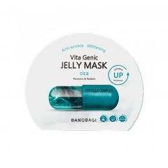BANOBAGI Vita Genic Jelly Mask CICA.30 гр-1 шт.(Корея)