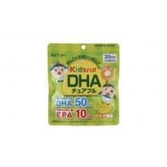 Kids Hug DHA с Омегой 3 вкус банана (на 20 дней)