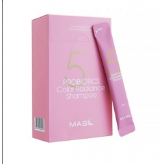 MASIL 5 Probiotics Color Radiance Shampoo Pouch. 8 мл.(Корея)