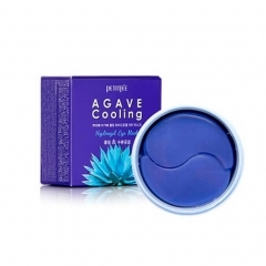 Petitfee Agave Cooling Hydrogel Eye Patch.60 шт.(Корея)