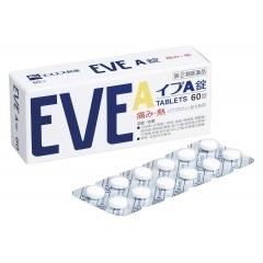 EVE А 60 таблеток