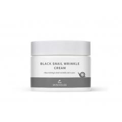 The Skin House Black Snail Wrinkle Cream.50 мл.(Корея)