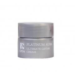 Ottie Miniature Platinum Aura Ultimate Caviar Cream.5 мл.(Корея)