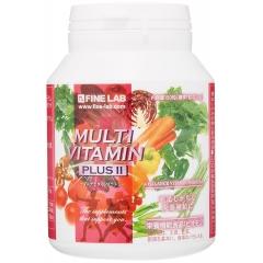Мультивитамины+II c элеуторококком от японской компании FINE LAB.30 дней
