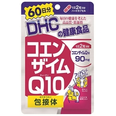 Коэнзим Q10 (в оболочке) DHC на 30 дней 60 шт.