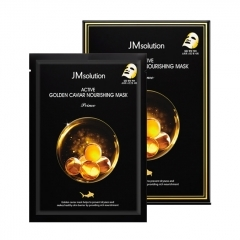 JMsolution Active Golden Caviar Nourishing Mask Prime.(Корея)