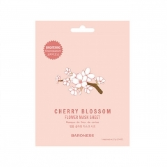 Baroness Cherry Blossom Flower Mask Sheet .(Корея)