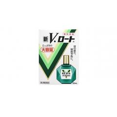 Японские капли для глаз Rohto V увлажняющие с витаминами.13 мл.