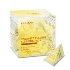 TRIMAY Radiance Peeling Sleeping Pack.1 шт-3 гр.(Корея)