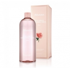 JMsolution Glow Luminous Flower Firming Toner XL Rose.600 мл.(Корея)