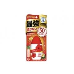 Увлажняющее солнцезащитное молочко с максимальной степенью защиты SPF50 с экстрактом камелии.30 мл.(Япония)
