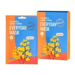DEARBOO Collagen & Canola Flower Everyday Mask .(Корея)