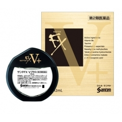 Капли для глаз Sante Fx V+ (Gold)