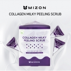 Mizon Collagen Milky Peeling Scrub.1 шт-7 гр.(Корея)