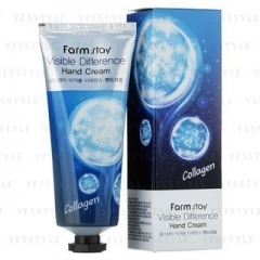 FarmStay Visible Difference Collagen Hand Cream.100 гр.(Корея)