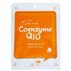 Mijin Cosmetics MJ CARE Coenzyme Q10 Mask.(Корея)