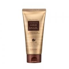 Teresia Premium Gold Snail Nutrition Cleansing Foam.150 мл.(Корея)