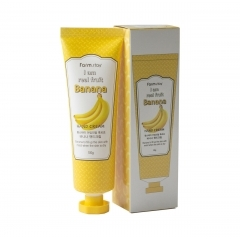 Farmstay I am real fruit Banana Hand Cream.100 мл.(Корея)