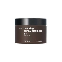 HANSKIN Cleansing Balm & Blackhead BHA – Oily Skin.80 гр.(Корея)
