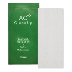 Etude House AC Clean Up Spot Patch.16 шт.(Корея)