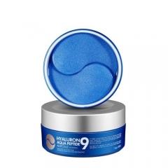MEDI-PEEL Hyaluron Aqua Peptide 9 Ampoule Eye Patch.60 шт.(Корея)