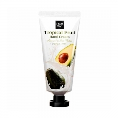 Farmstay Tropical Fruit Hand Cream - Avocado & Shea Butter.50 мл.(Корея)
