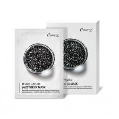 ESTHETIC HOUSE Black Caviar Prestige EX Mask.1 шт.(Корея)