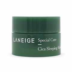 Laneige Cica Sleeping Mask.10 мл.(Корея)