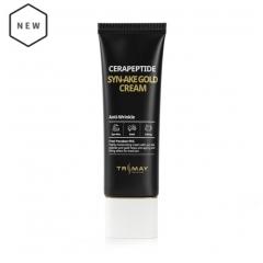 TRIMAY Cerapeptide Syn-Ake Gold Cream.50 мл.(Корея)