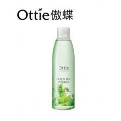 Ottie Green Tea Toner. 200 мл. (Корея)