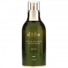 D'ALBA Peptide No-Sebum Repair Cream.50 мл.(Корея)