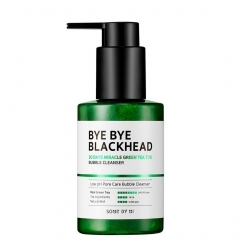 SOME BY MI BYE BYE BLACKHEAD 30 Days Miracle Green TeaTox Bubble Cleanser.120 мл.(Корея)