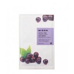 Mizon Joyful Time Essence Mask Acai Berry Skin Health & Vitality.1 шт.(Корея)